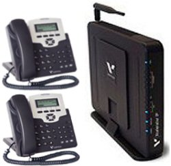 Chicago Xcelerator IP, SOHO Business Communications System, IP2007 SIP phone