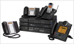 Mitel 3000 Communications System, Featured Voice Communications